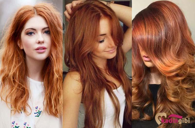 Beyaz Saçları Doğal Yöntemle Boyamak