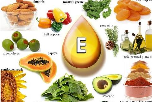 Saç Sağlığı için Besinler- E vitamini