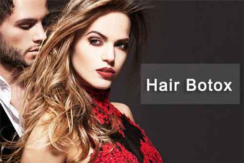 hair botox (saç botoksu)