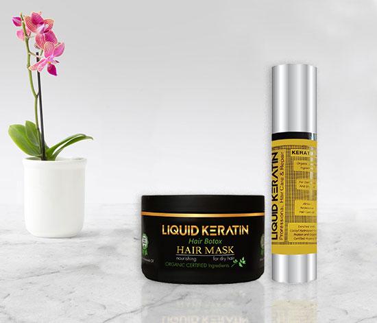 Saç Parlatma Ürünleri
