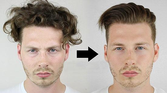 saç düzleştirici krem erkek
