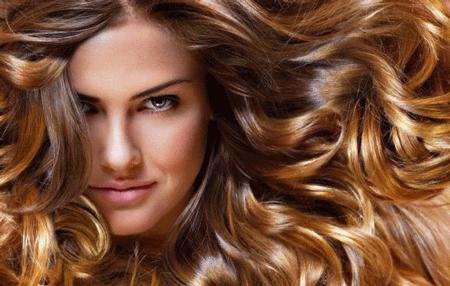 yanmış saç